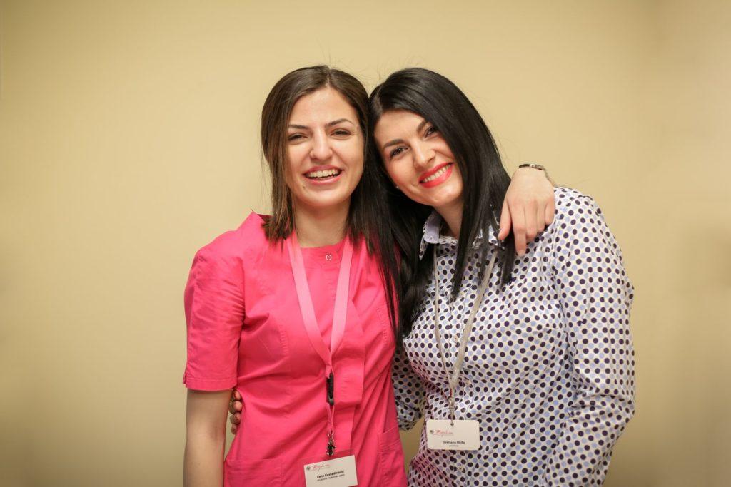 Koleginice Lana i Svetlana