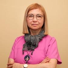 dr Dragana Bjelica, dečiji oftalmolog